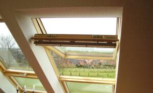 A tetőtéri szobák védelme a túlzott felmelegedés ellen