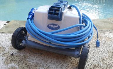 Medence tisztító robot a hatékony munkavégzéshez
