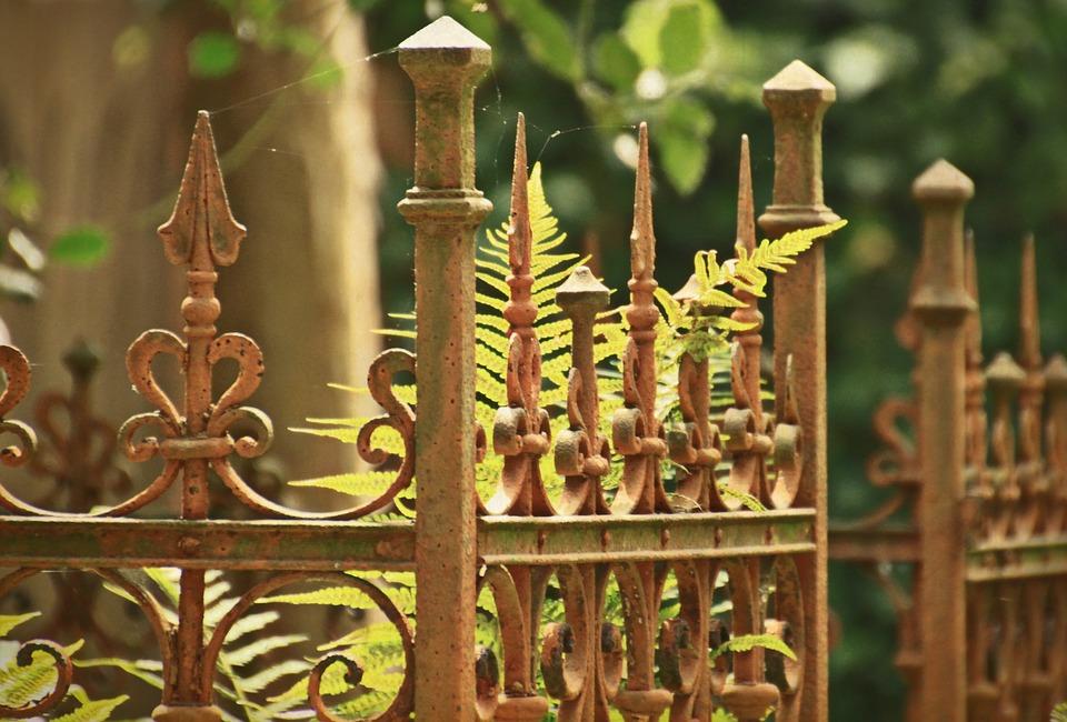 A kerítés különféle változatai