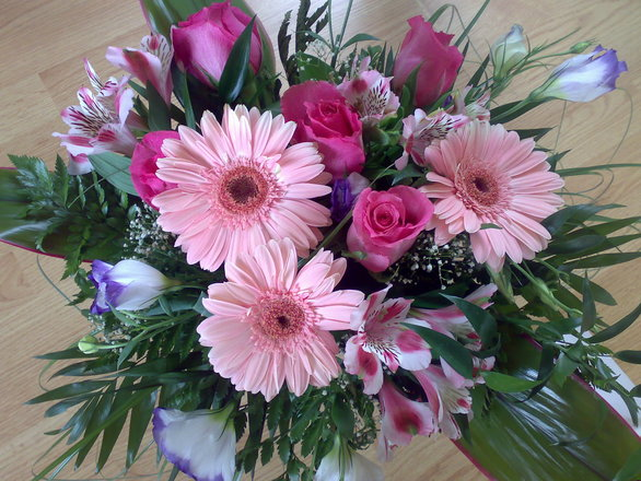 A virágküldő szolgálat mindig előnyös