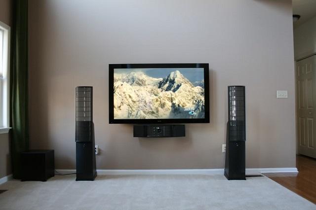 Tv tartó konzol képátmérő szerint