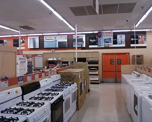 A háztartási gépek strapabíró jellege