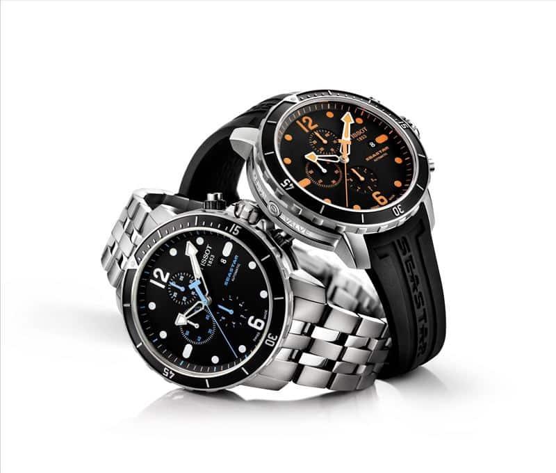 A Tissot óra típusai és jellemzésük