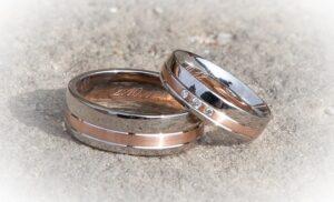 A fehérarany eljegyzési gyűrű igazán tökéletes