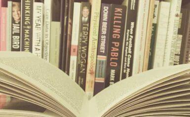 A könyvek mindenhol ott vannak