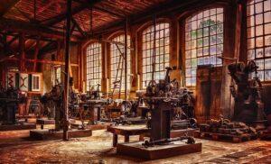 Ipari használt gépek megbízható forrásból