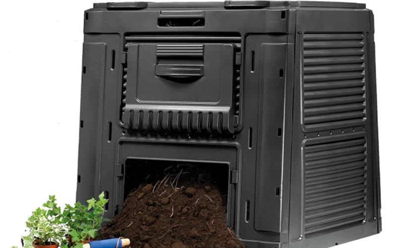 Komposztáló a környezettudatos hulladék kezelésért
