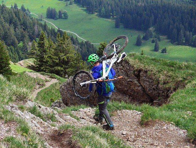 MTB kerékpárok különleges kivitelben