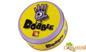 Pörgős szórakozás a Dobble játékkal