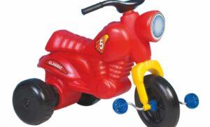 Kiváló ajándék a gyerek motor