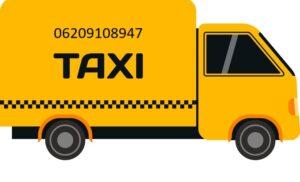 Mit értünk teher taxi alatt?