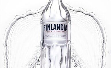 Honnan származik a Finlandia vodka?