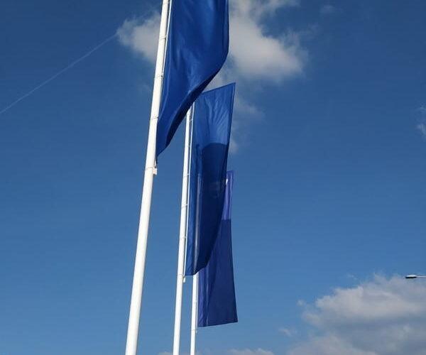 Egy gonddal kevesebb: itt a karbantartást nem igénylő zászlórúd!