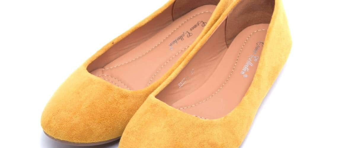 Balerina cipővel a lábfáradtság ellen