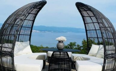 A magas nívót képviselő luxus kerti bútorok