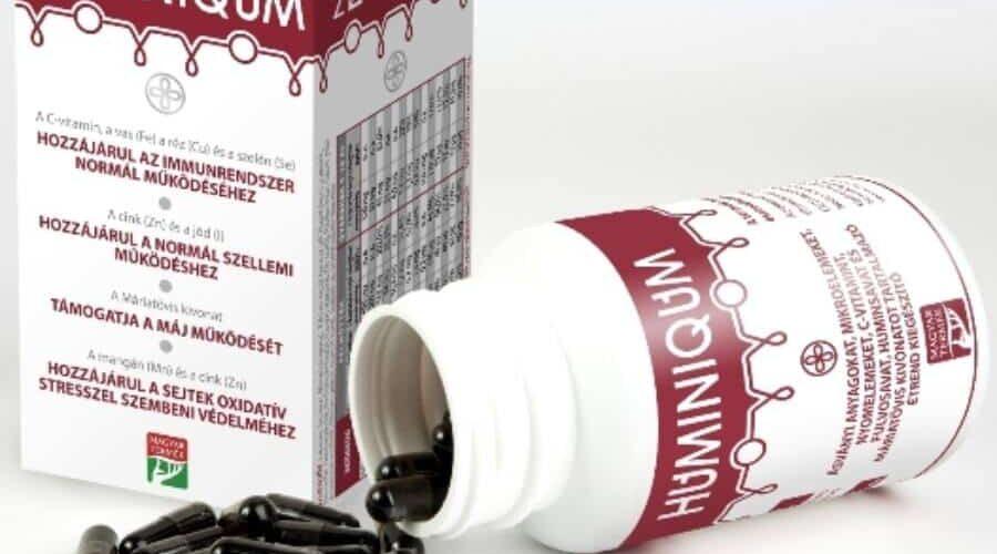 Népszerű étrend-kiegészítő a Huminiqum
